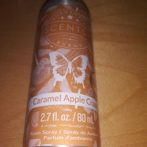 🐢3 for $22🐢 Scentsy Room Spray Caramel Apple Cra